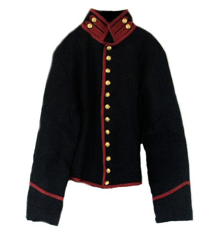 Kids Civil War Reproduction Federal Artillery Shell Jacket