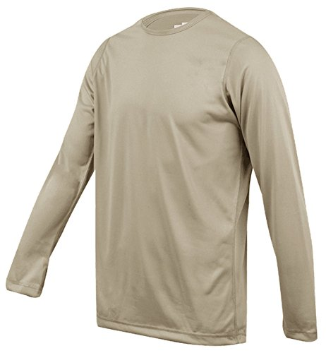 CLEARANCE - Tru-Spec Cordura Baselayer Crew Neck Long Sleeve Shirt