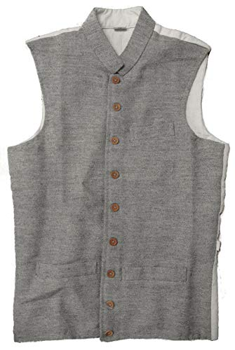 Men's Civil War Reenactment Jean Wool Military Vest