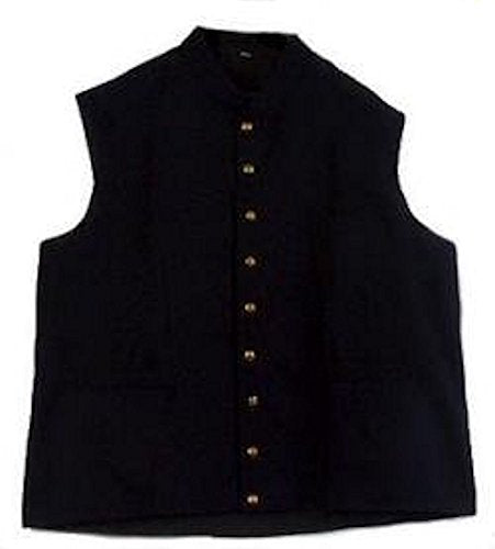 Civil War U.S. Blue Military Vest
