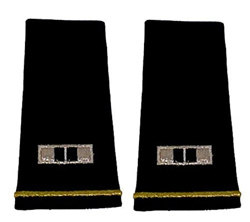 Army Uniform Epaulets - Shoulder Boards WO-2 WARRANT OFFICER 2