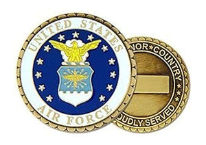 United States Air Force Challenge Coin