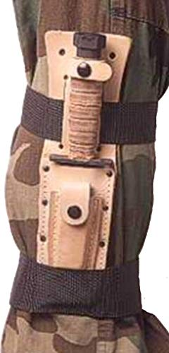 Raine U.S.A.F. Survival Knife Leg Strap
