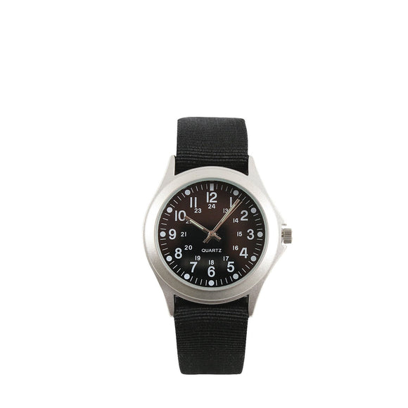 Rothco Military Style Quartz Watch Black
