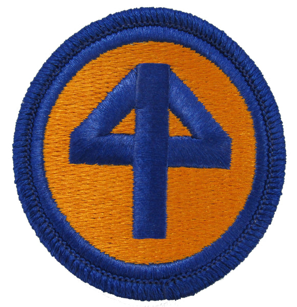 44th Infantry Division Patch