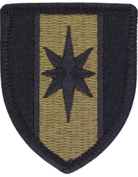 44th Medical Brigade Multicam  OCP Patch