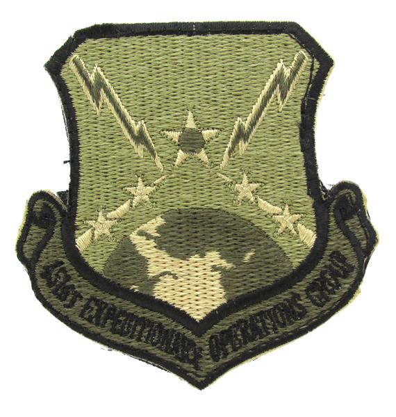 451st Expeditionary Operations Group OCP Patch - Scorpion W2