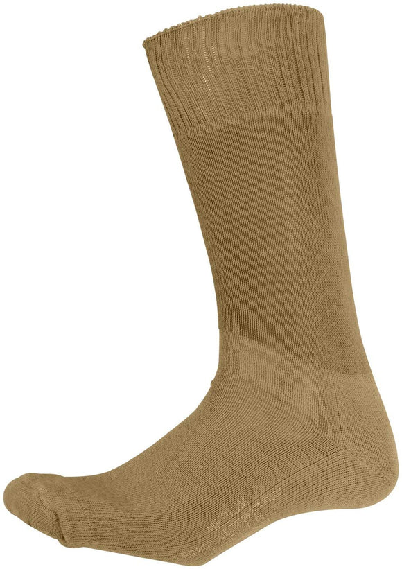 Rothco Military Cushion Sole Socks - Made in U.S.A. - Various Colors