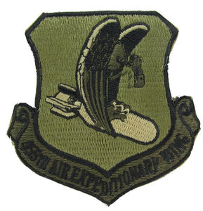 455th Expeditionary Wing OCP Patch - Scorpion W2 (Copy)