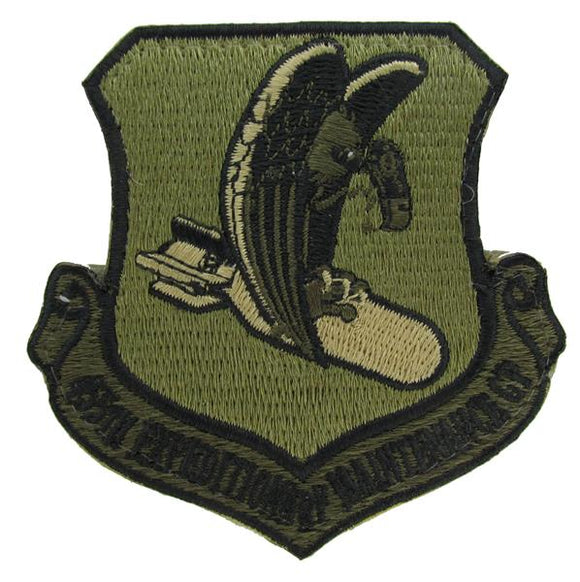 455th Expeditionary Maintenance Group OCP Patch - Scorpion W2
