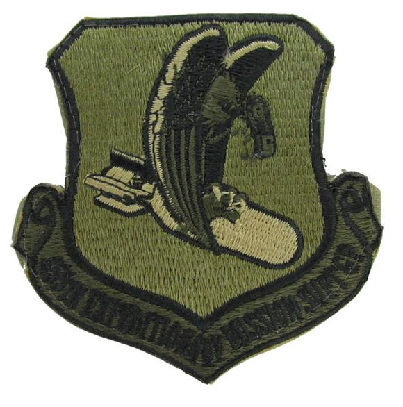 455th Expeditionary Mission Support Group OCP Patch - Scorpion W2