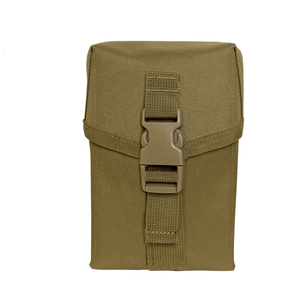 Rothco MOLLE II 100 Round SAW Pouch Coyote Brown