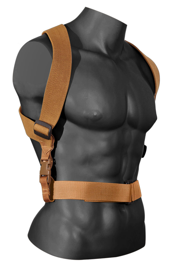 Rothco Combat Suspenders - Various Colors