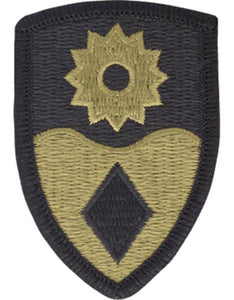 49th MP (Military Police) Brigade Multicam  OCP Patch