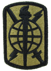500th Military Intelligence OCP Patch