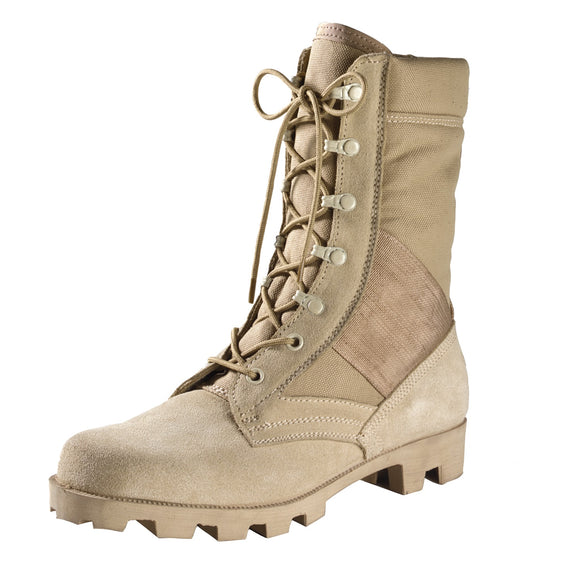 Rothco G.I. Type Speedlace Jungle Boots - Desert Tan
