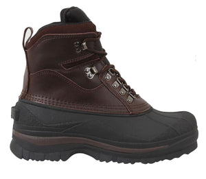 Cold Weather 8 Inch Hiking Boots - Various Colors