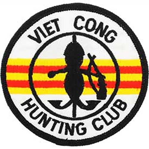 Eagle Emblems PM0007 Patch-Vietnam,Cong Hunt.C 3 inch