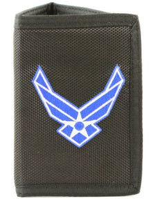 US Air Force Wallet New Logo