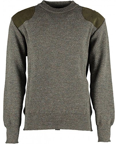 TW Kempton Blenheim Crew Neck Shooting Sweater