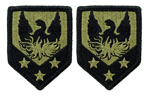110th Maneuver Enhancement Brigade OCP Patch - Scorpion W2 - 2 PACK