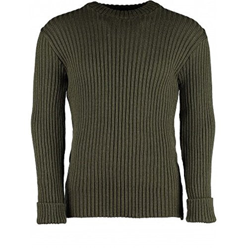 TW Kempton Welbeck Woolly Pully Sweater No Patches