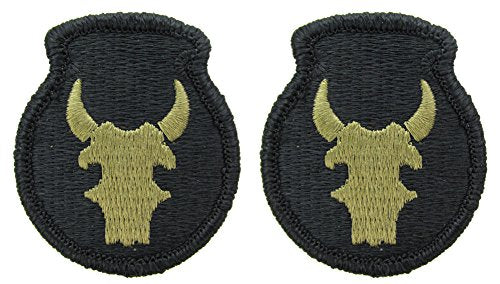 34th Infantry Division OCP Army Patch - Scorpion W2 - 2 PACK