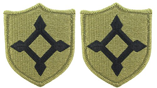 Florida Army National Guard OCP Patch - Scorpion W2 - 2 PACK