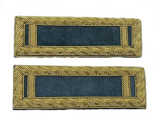 Civil War U.S. Officer's Shoulder Board - INFANTRY - 1ST LIEUTENANT