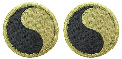 29th Infantry Division OCP Patch - 2 PACK