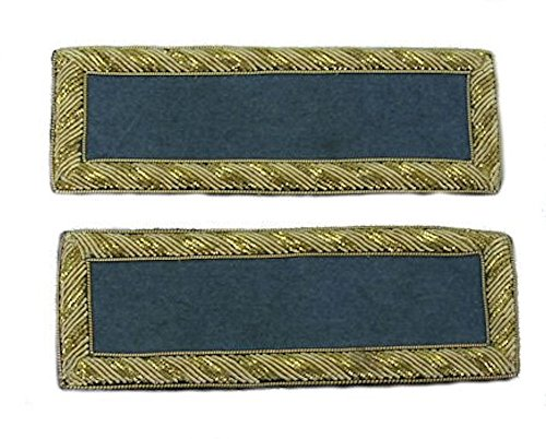 Civil War U.S. Officer's Shoulder Board - INFANTRY - 2nd LIEUTENANT