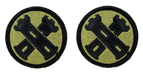 16th Engineer Brigade OCP Patch - Scorpion W2 - 2 PACK