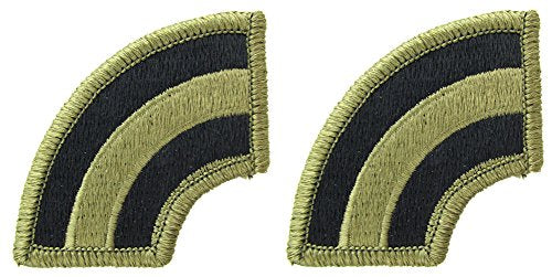 42nd Infantry Division OCP Patch - Scorpion W2 - 2 PACK