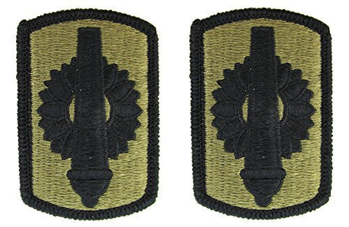 130th Field Artillery Brigade OCP Patch - Scorpion W2 - 2 PACK