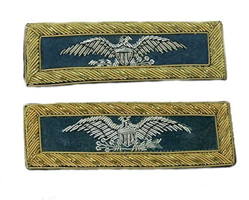 Civil War U.S. Officer's Shoulder Board - INFANTRY - COLONEL