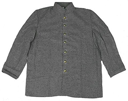 Military Uniform Supply Civil War Reenactment Fatigue Sack Coat - CS Grey