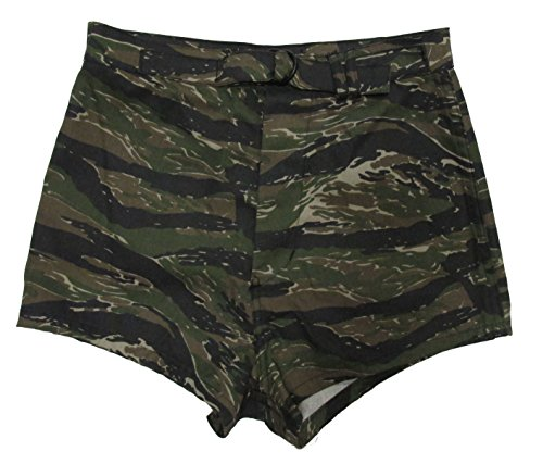 Tru-Spec Vietnam Tiger Stripe UDT Shorts