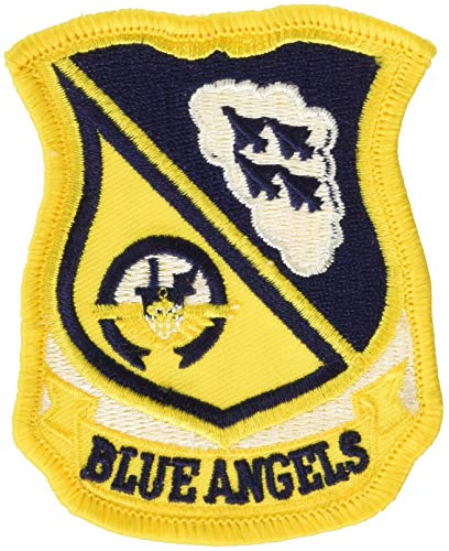Eagle Emblems PM0024 Patch-Usn,Blue Angels (3-3/8 inch)