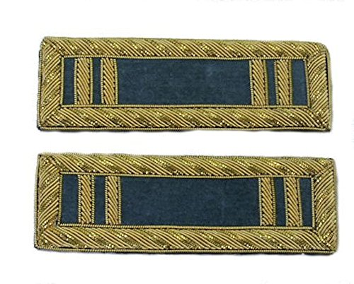 Civil War U.S. Officer's Shoulder Board - INFANTRY - CAPTAIN