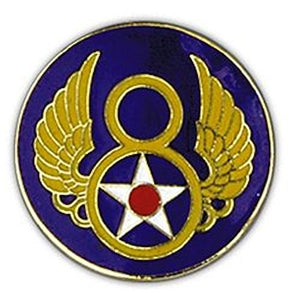 8th Air Force Large Pin