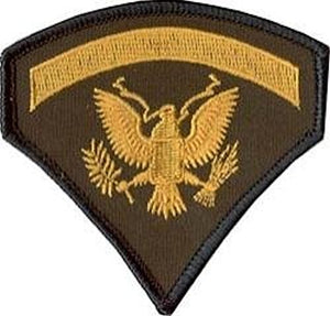 U.S. Army Specialist 5 Small Patch