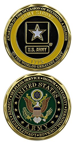 U.S. Army Soldier Award Challenge Coin
