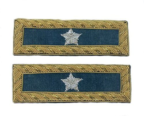 Civil War U.S. Officer's Shoulder Board - INFANTRY - BRIGADIER GENERAL