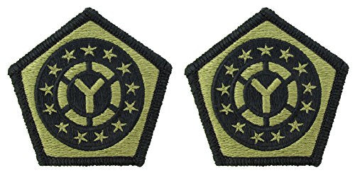 108th Sustainment Brigade OCP Patch - Scorpion W2 - 2 PACK