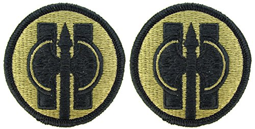 11th Military Police Brigade OCP Patch - Scorpion W2 - 2 PACK