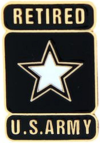 U.S. Army Star Hat Pin - Retired