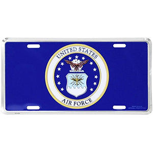 Honor Country US Air Force License Plate