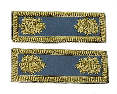 Civil War U.S. Officer's Shoulder Board - INFANTRY - MAJOR
