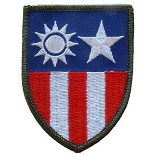 Eagle Emblems PM0076 Patch-WWII,China-Burm-Ind 3 inch