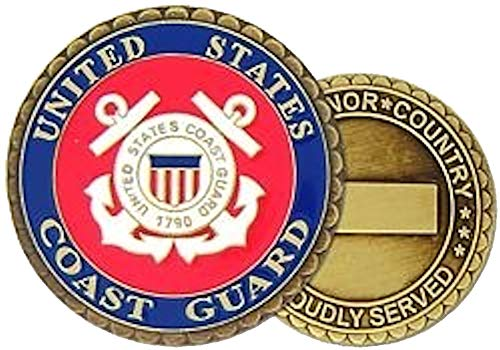 U.S. Coast Guard Challenge Coin